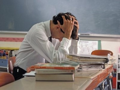 Teacher stress sees rising compensation claims