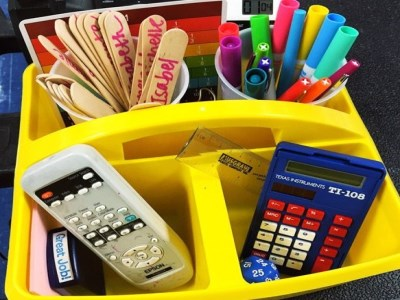 Teachers go out of pocket for classroom supplies