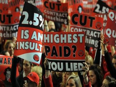 Teachers: how fair is your pay scale?