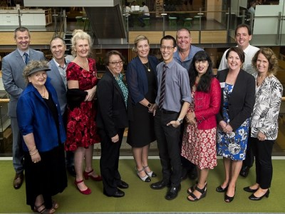 School leaders recognised for outstanding performance
