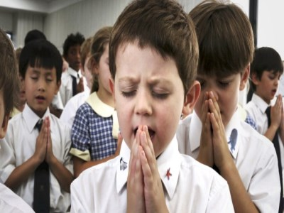 Tempers flare as religious instruction classes get the axe