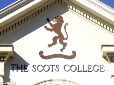 Scots College principal responds to allegations