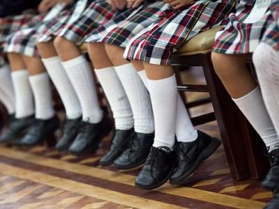 Principals respond to uniform overhaul