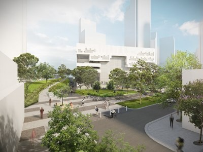 'Exciting times' as Melbourne prepares for first vertical school