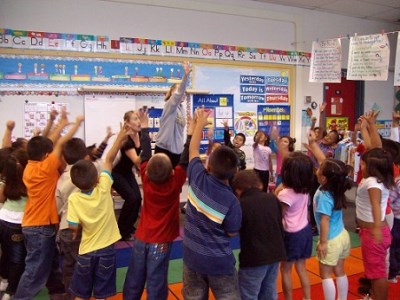 Want to boost student performance? Redesign your classroom