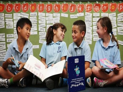 Literacy event shows location no barrier to learning outcomes