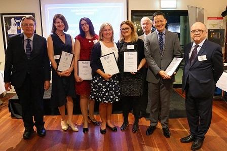 Educators awarded for