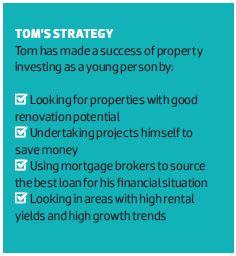 Tom's Strategy