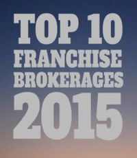 Top 10 Franchise Brokerages 2015