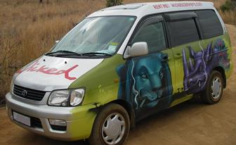 Insurance the key to bring Wicked Campers into line?