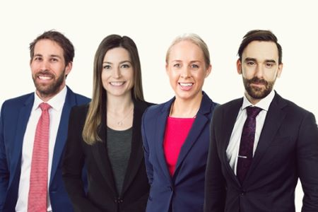 Barry.Nilsson. appoints four principals