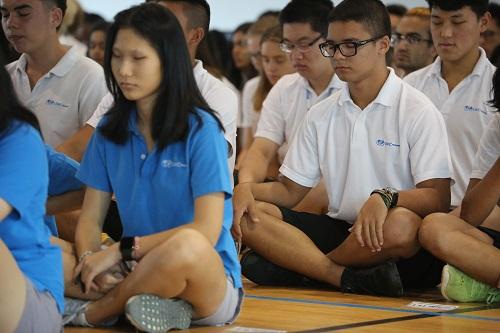 Inside UWC Thailand's mindfulness program