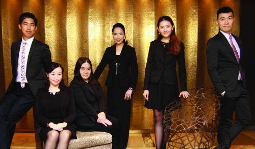 Wharf Hotels Management Ltd.