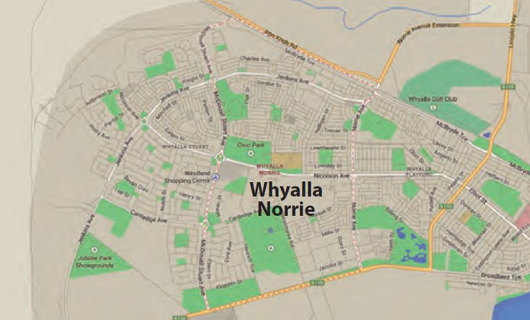 Whyalla Norrie