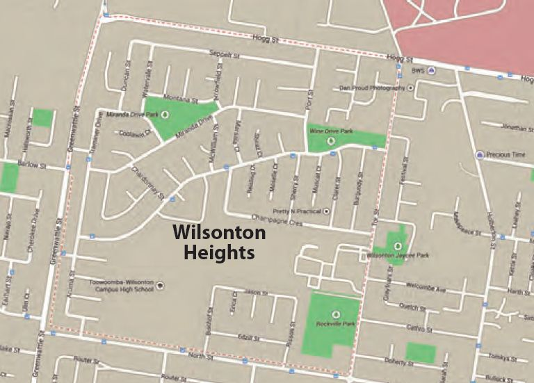 Wisonton Heights