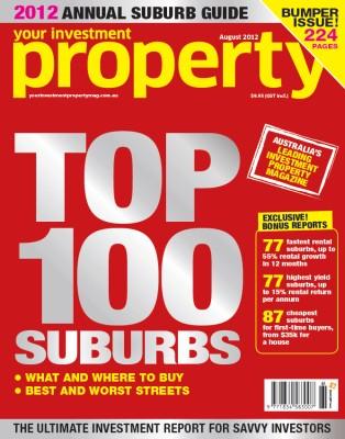 YIP Top 100 subrubs