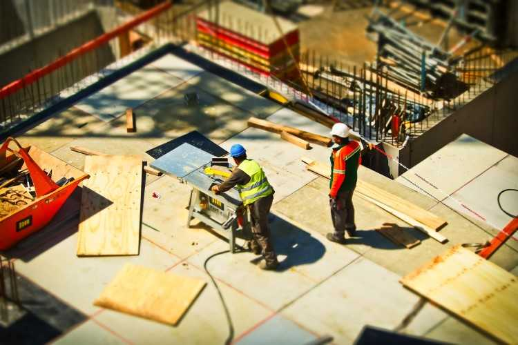 Slower lending could ease building activity
