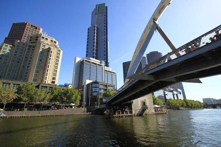 Melbourne's median unit price continues to climb
