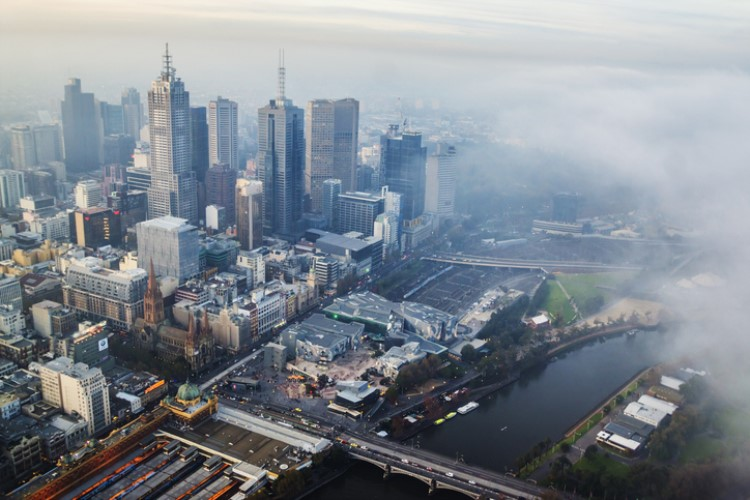 Melbourne will take Sydney's place as the major housing market burden.