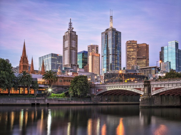 Urban Property Australia predicts a turnaround is in store for the Victorian capital., Melbourne.