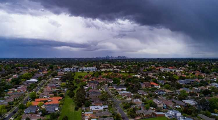 Melbourne becomes the weakest performing housing market.