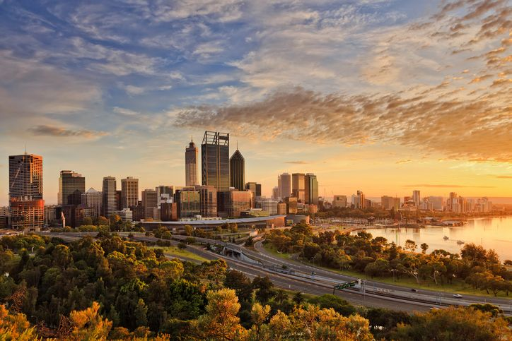 Buyers continue to flock to Perth as sales activity in the market tracks higher