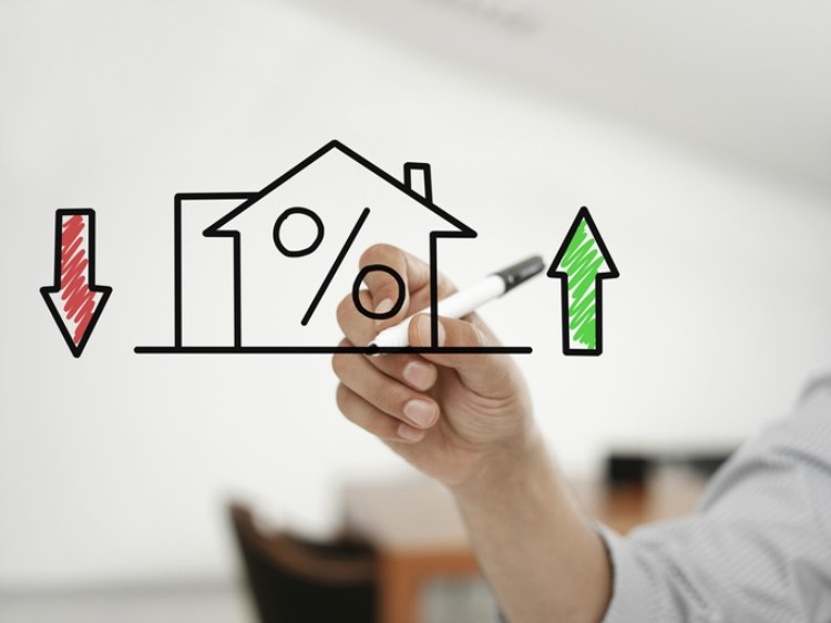 Despite the low level of interest rates in Australia, many home-loan applicants are not able to get financing as they are assessed by lenders using a 7.25% interest-rate buffer.