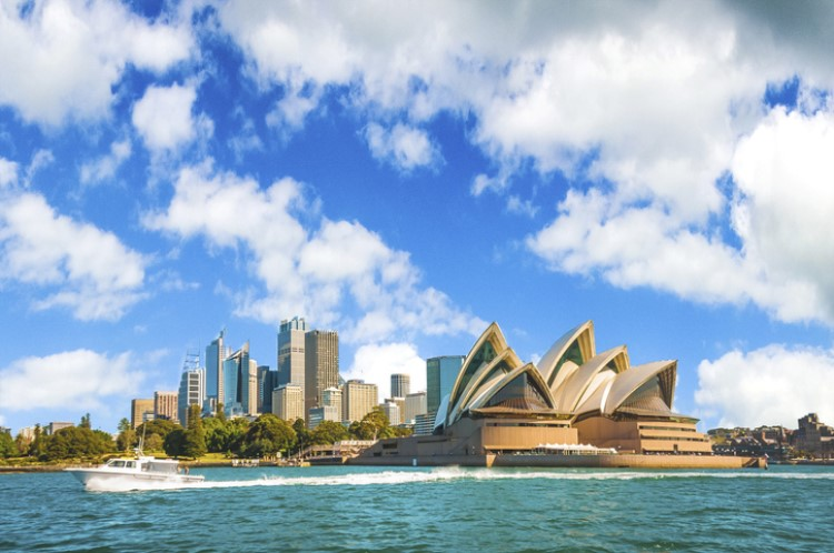 Dwelling values in Australia's two biggest cities — Sydney and Melbourne — edged higher in June.
