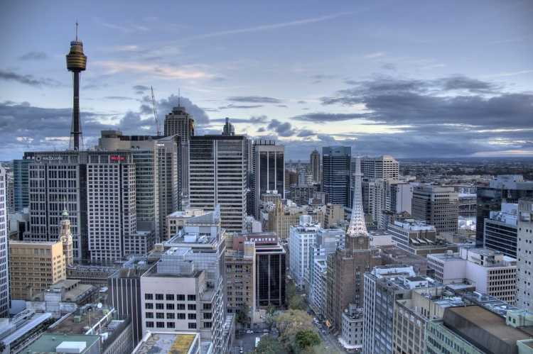 Sydney saw its fifth consecutive home price decline in December.