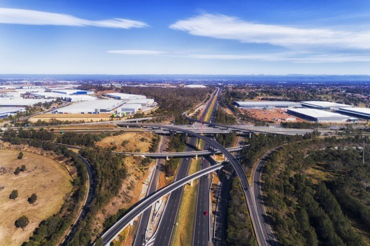 Suburbs along Western Sydney's M4 Motorway have homes at discounted prices.