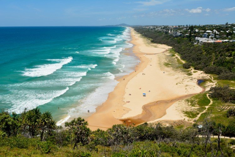 For those looking to live by the beach and buy the cheapest home, hunting for properties in Queensland's east coast is like hitting two birds with one stone.