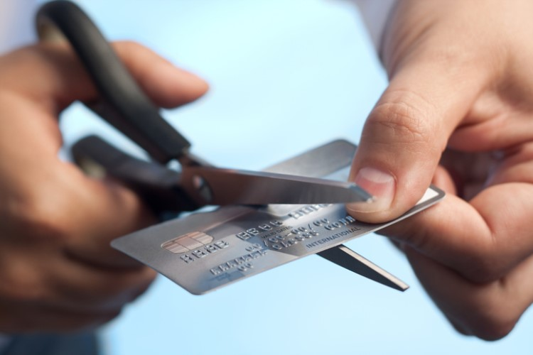 Australians are using credit cards less