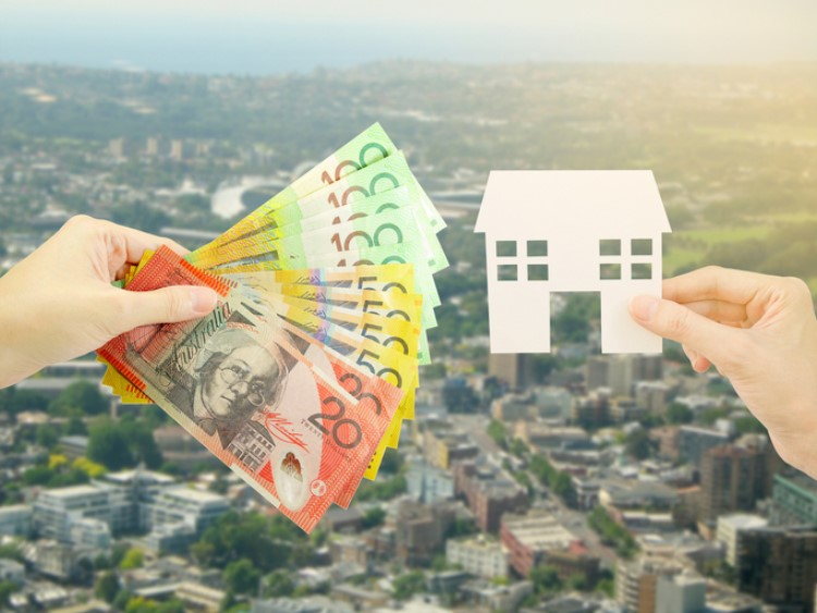 There has been a significant growth in the share of housing costs in the spending of Australians