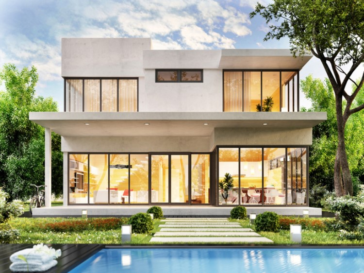Million dollar homes will be the first to see growth once recovery kicks off.