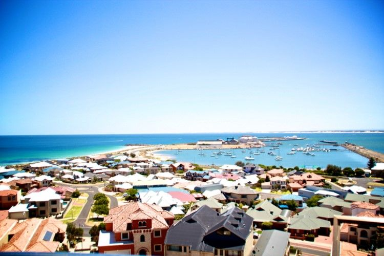 Six of the 10 most popular places in the state are coastal suburbs or are well-known for their closeness to the beach.