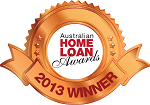 Australian Home Loan Awards Bronze