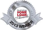 Australian Home Loan Awards Silver