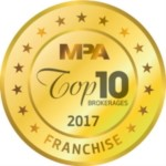 Top Franchise Brokerages 2017