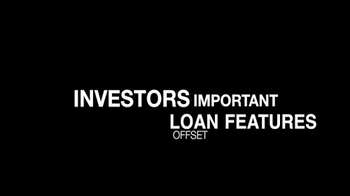 Quick Tips for Investors #6 loan features to consider