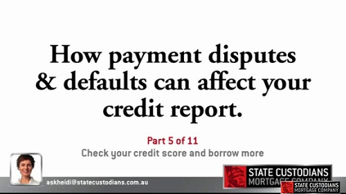 Check Your Credit Score and Borrow More - Part 5
