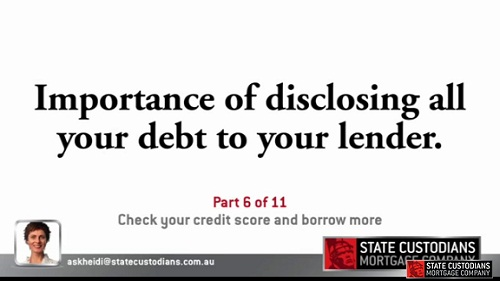 Check Your Credit Score and Borrow More - Part 6