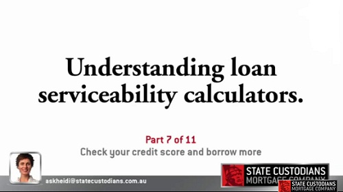 Check Your Credit Score and Borrow More - Part 7