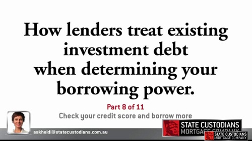 Check Your Credit Score and Borrow More - Part 8