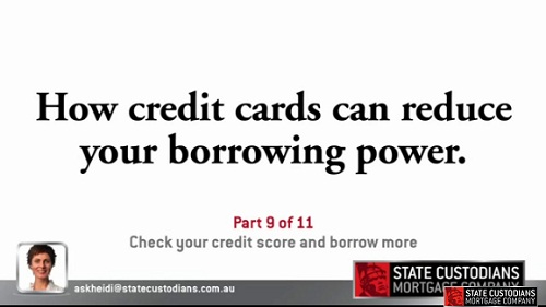 Check Your Credit Score and Borrow More - Part 9