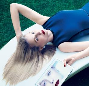 CEO's Vogue spread sparks controversy