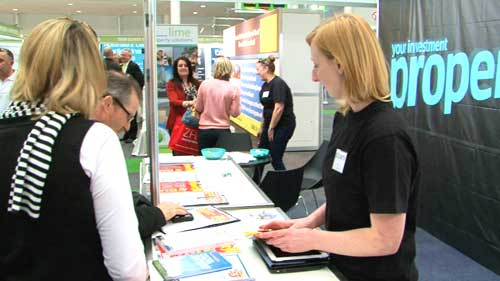 YIP magazine a hit at Homebuyer Show
