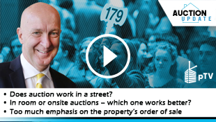 Is auction right for every property?