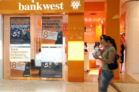 Bankwest lifts rates for interest-only loans