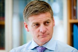 Bill English talks HR in opening address