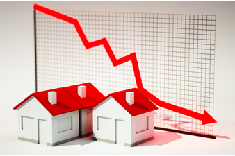 Refinancing continues to tumble